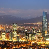 Central, Santiago & Valparaíso