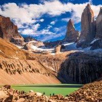 Patagonia y Antártica